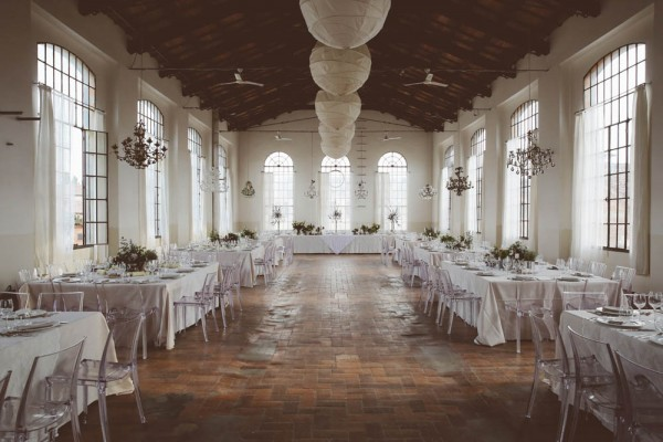 Industrial Chic Wedding at Filanda Motta Mogliano Veneto